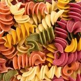 Italian pasta, background Stock Photo