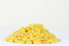 Italian pasta close up Royalty Free Stock Image