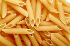Italian pasta close up Royalty Free Stock Images