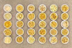 Italian Pasta Collection Royalty Free Stock Photo