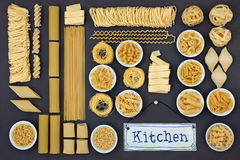 Italian Pasta Cuisine Royalty Free Stock Images