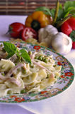 Italian Pasta Dish  Royalty Free Stock Images