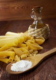 Italian pasta food Royalty Free Stock Photography