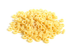 Italian pasta (macaroni) Royalty Free Stock Images