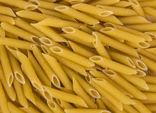 Italian pasta (macaroni) Royalty Free Stock Images