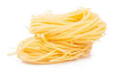 Pasta nest Royalty Free Stock Images