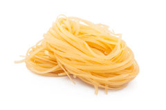 Pasta nest Royalty Free Stock Image