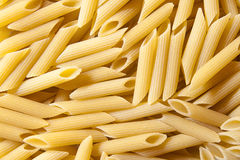 Italian pasta - penne Royalty Free Stock Image