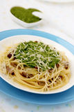Italian pasta. Royalty Free Stock Photo