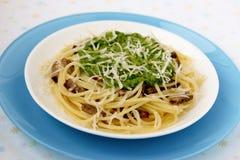 Italian pasta. Royalty Free Stock Photography
