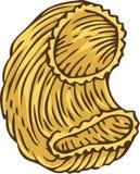 Italian Pasta. Pipe Rigate Stock Image