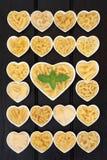 Italian Pasta Sampler Royalty Free Stock Image
