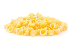 Pasta shell Stock Photography