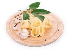Italian pasta shells Stock Photography