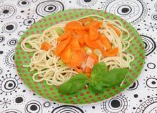 Italian pasta Royalty Free Stock Images