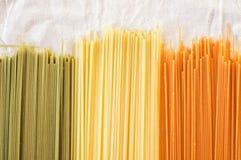 Italian pasta spaghetti Stock Photos
