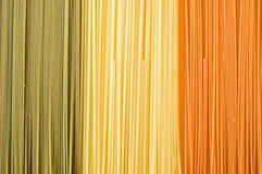 Italian pasta spaghetti Stock Image