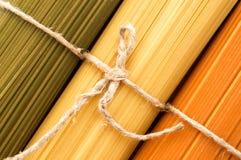 Italian pasta spaghetti Stock Photography