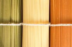 Italian pasta spaghetti Royalty Free Stock Photos