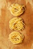 Italian pastas Stock Images