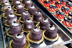 Italian pastries Stock Photos