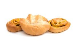 Italian pastries isolated Stock Image