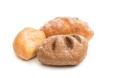 Italian pastries isolated Stock Photo