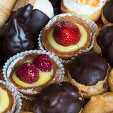 Italian Pastries Royalty Free Stock Image