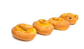 Italian pastries Stock Image