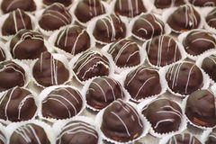 Italian pastry with chocolate-2 Stock Image