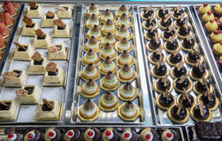 Italian pastry shop Royalty Free Stock Image