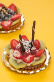 Italian pastry Royalty Free Stock Images