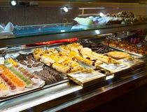 Italian pastry Royalty Free Stock Photos
