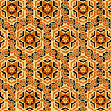 Italian  pattern. Vector illustration of italian floor pattern Royalty Free Stock Photos