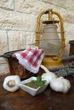 Italian pesto Royalty Free Stock Photo