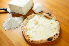 Italian Pizza special Royalty Free Stock Images