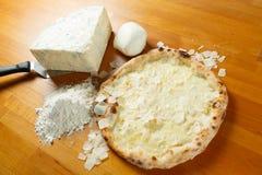 Italian Pizza special Stock Photo