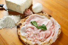 Italian Pizza special Royalty Free Stock Photos