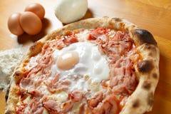 Italian Pizza special Royalty Free Stock Photos