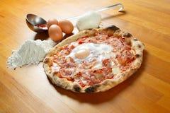 Italian Pizza special Stock Photography