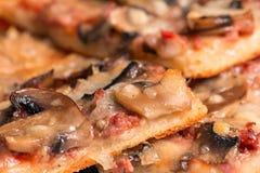 italian pizza stock photography