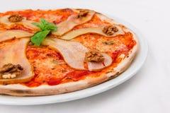 Italian pizza vegetarian Stock Photography