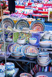 Italian porcelain Stock Image