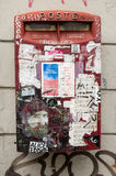 Italian post box Stock Photos