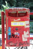 Italian post box Stock Photography
