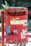 Italian post box Stock Photography