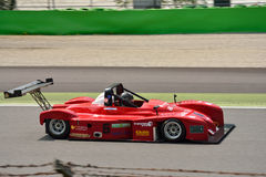 Italian Prototype Lucchini P2 07 at the Monza 2015 race Royalty Free Stock Images