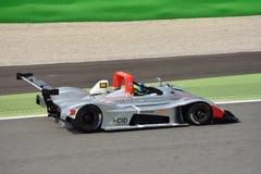 Italian Prototype Osella PA 21 at the Monza 2015 race Stock Photos