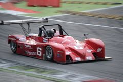 Italian Prototypes Championship Lucchini P2 07 at Monza Stock Image