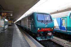 ITALIAN RAILROADS Stock Photography